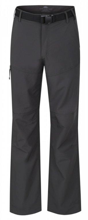 kalhoty dlouhé pánské LOAP UDON softshell šedé