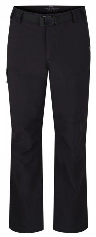 kalhoty dlouhé pánské LOAP UDON softshell černé