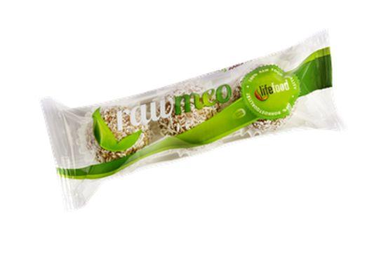 kuličky Lifefood Rawmeo Bio Raw kokosové 57g
