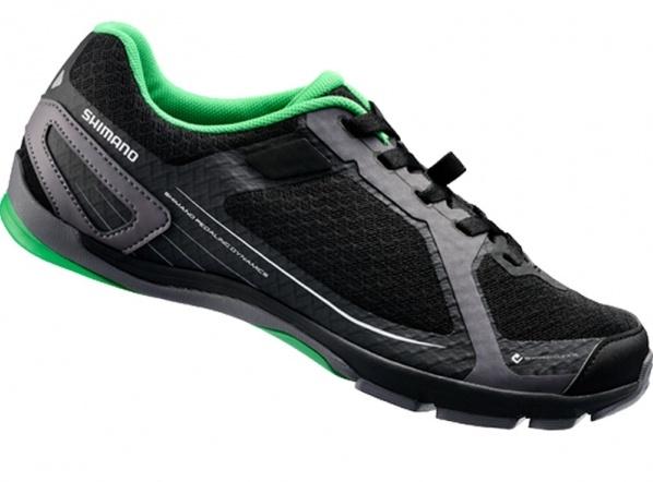boty Shimano CT41 černé