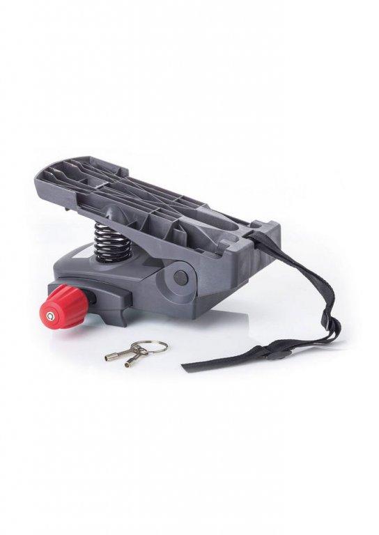 adaptér CARESS PLUS samostatný na nosič uzamykatelný