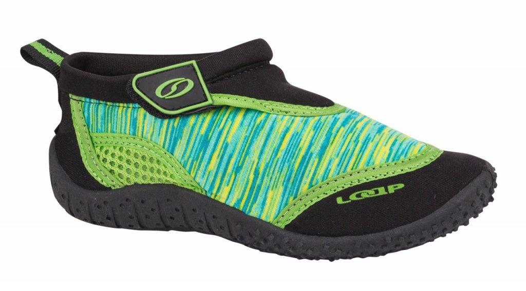 boty dětské LOAP SMART do vody zelené