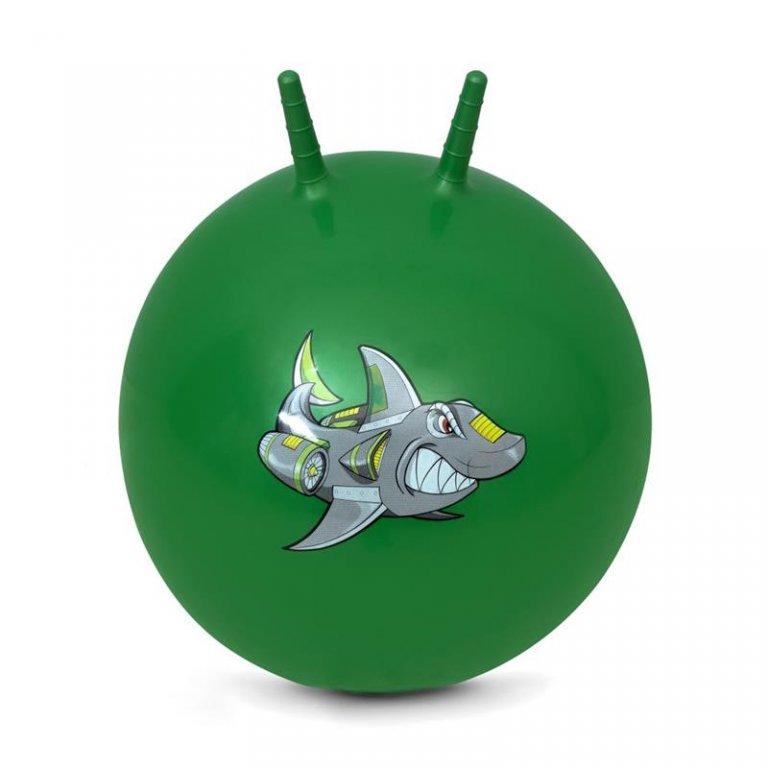 míč skákací Spokey SHARKY 60cm