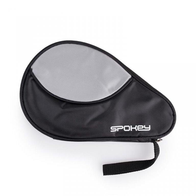 obal na pálku na stolní tenis Spokey SHEATH černo/šedý