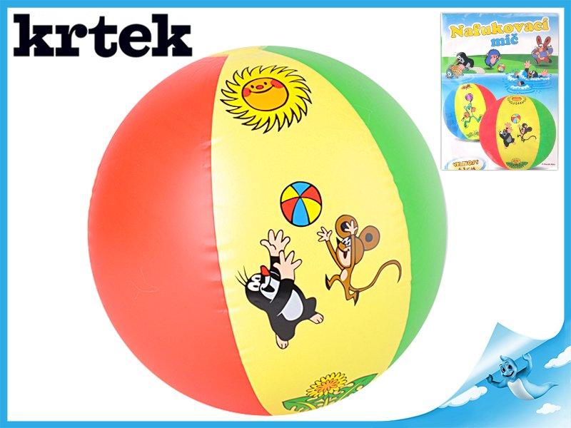 míč nafukovací Krteček 61cm