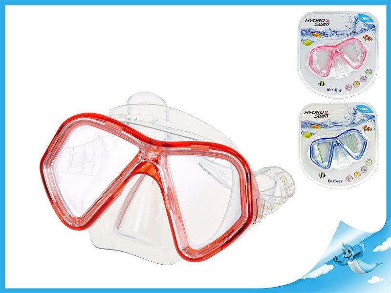 brýle potápěčské polykarbonátová skla 3-6let