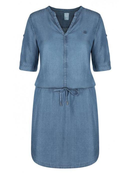 šaty dámské LOAP NYRA modré