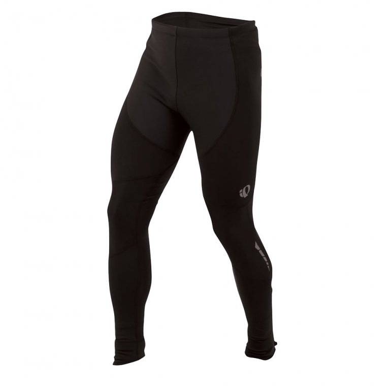 kalhoty dlouhé pánské PEARL iZUMi  ELITE THERM černo/černé