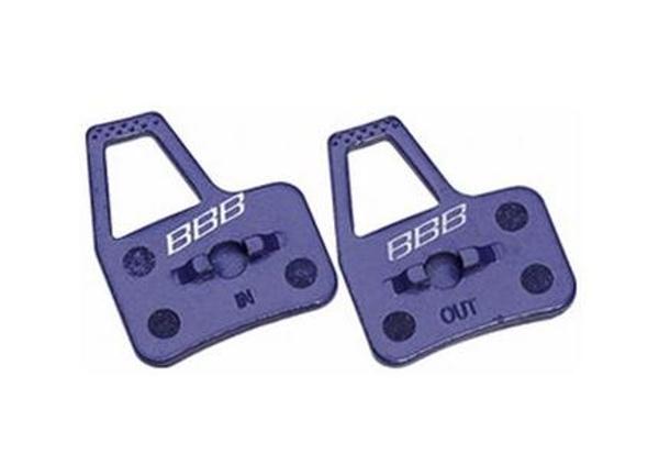 brzdové destičky BBB BBS-49 Hayes El Camino