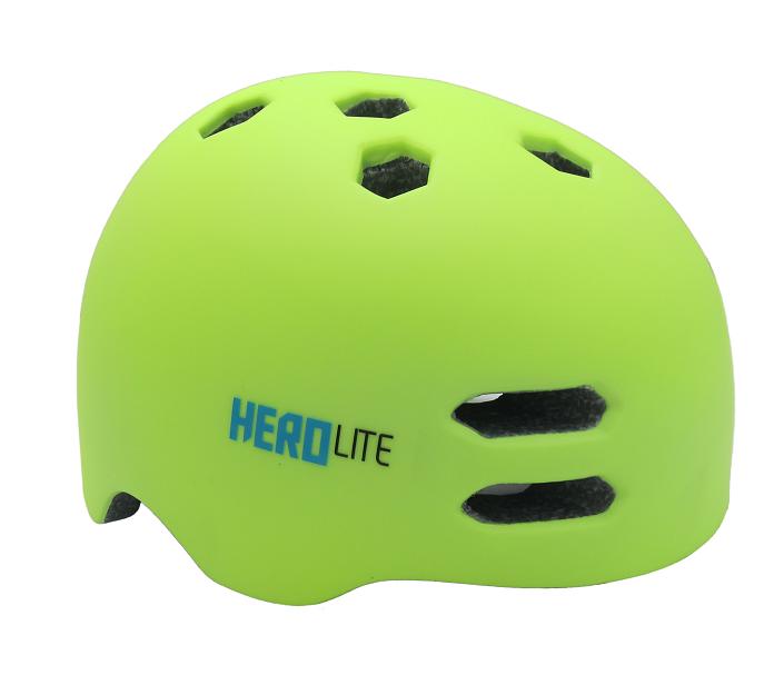přilba HAVEN Hero Lite II zelená