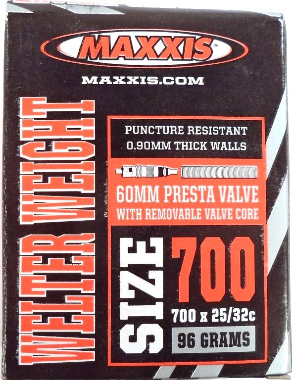 "duše MAXXIS Welter 28""x1.00-1.25 (25/32-622) FV/60mm"