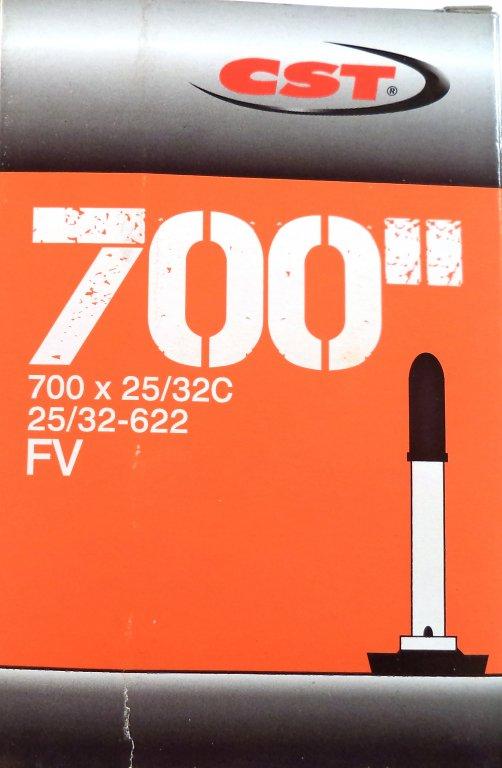 "duše CST 28""x1.00-1.25 (25/32-622) FV/40mm"