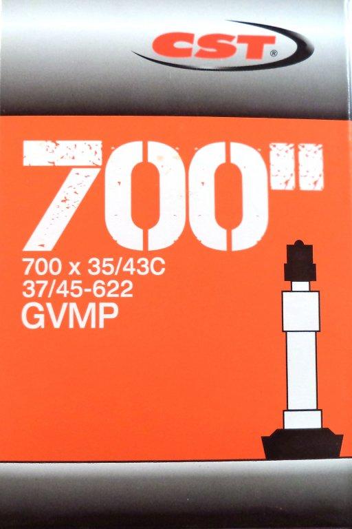 """duše CST 28""""x1.40-1.70 (37/45-622) DV/40mm"""