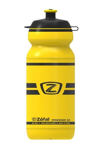 lahev ZEFAL PREMIER 60 žlutá