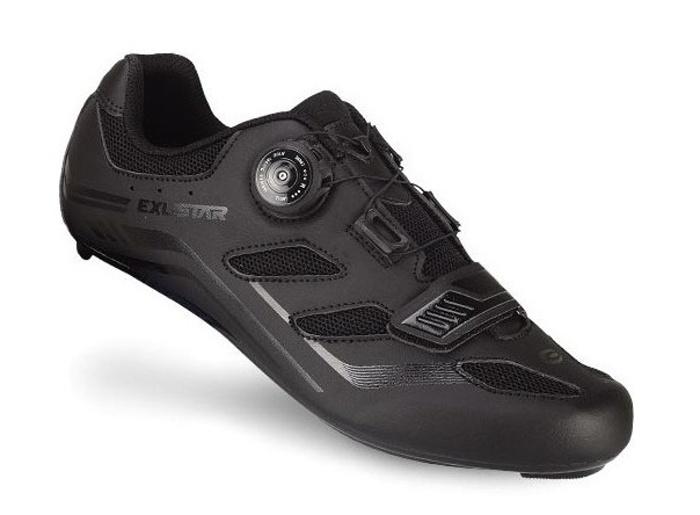 boty EXUSTAR SR4103BK černé