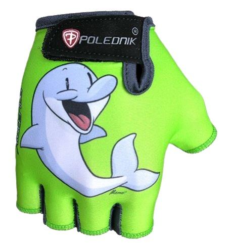 rukavice dětské Poledník baby new delfín