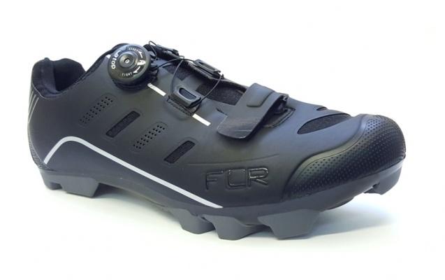 boty FLR F-75 černé