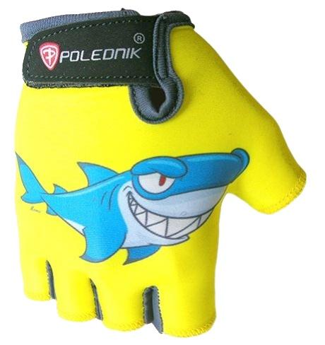rukavice dětské Poledník Baby new žralok