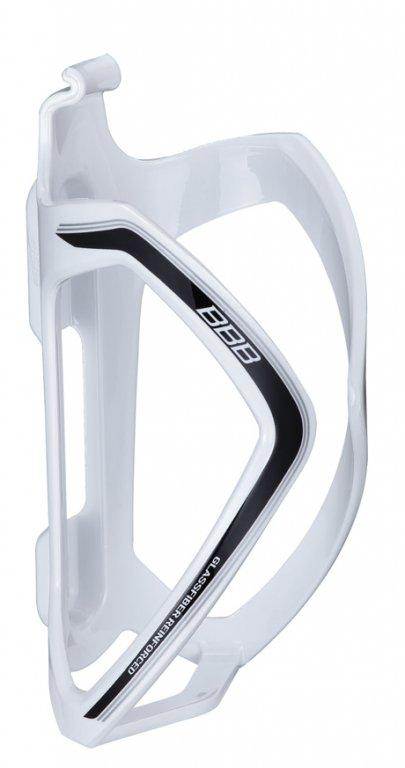 košík BBB FlexCage bílo/černý