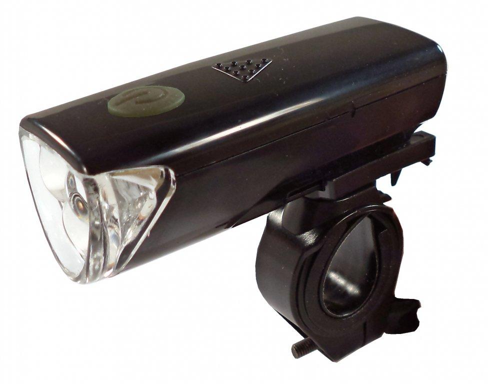 osvětlení přední 4RACE LF01 3 D černé