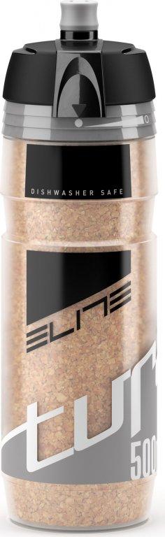 lahev ELITE Turacio termo šedá, 500 ml