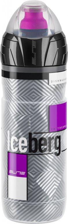 lahev ELITE Iceberg fialová, 500 ml