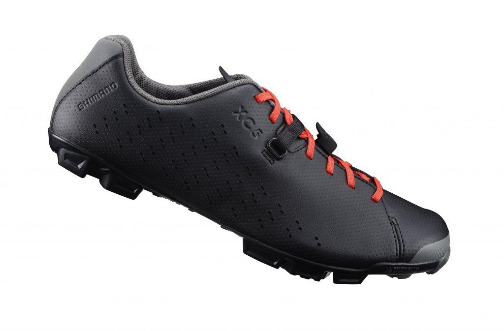 boty Shimano XC5 černé