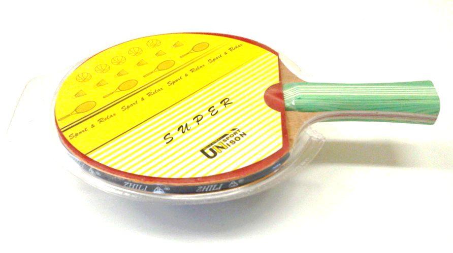 pálka na stolní tenis mechová SUPER UN