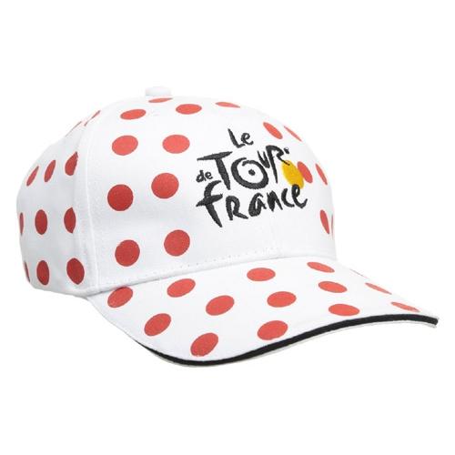 čepice Tour de France puntíky