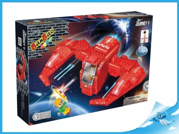 Banbao stavebnice Journey vesmírná loď BB-131