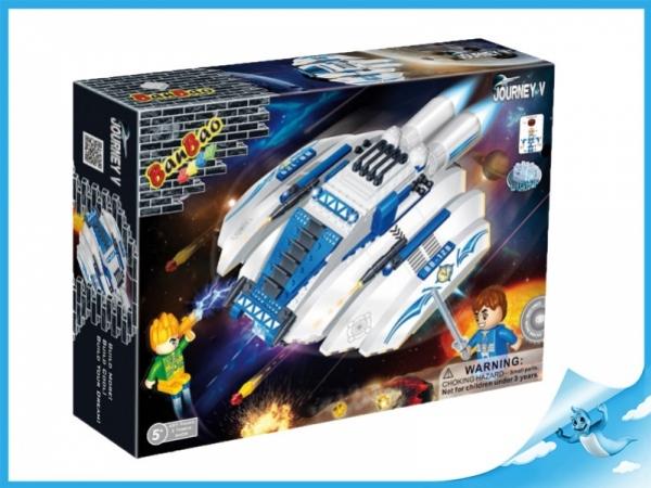 Banbao stavebnice Journey vesmírná loď BB-129