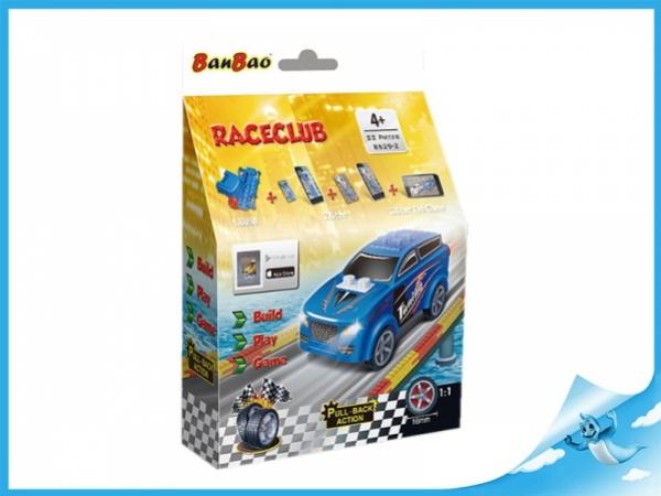 Banbao stavebnice RaceClub auto Saturn