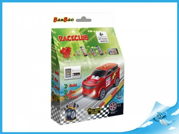 Banbao stavebnice RaceClub auto Robster