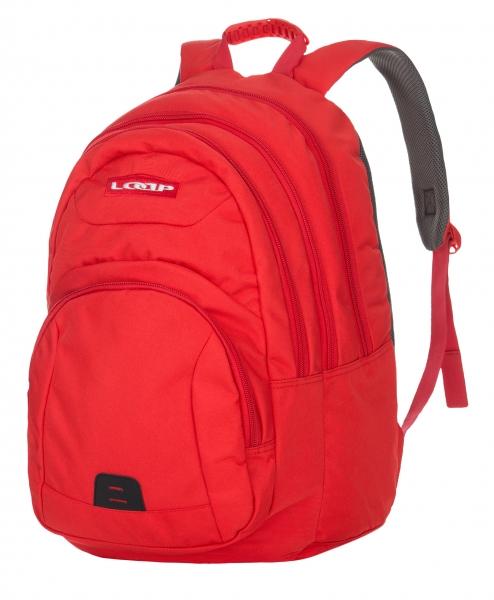 batoh daypack LOAP ROOT červený