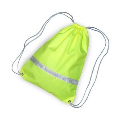 batoh reflexní žlutý