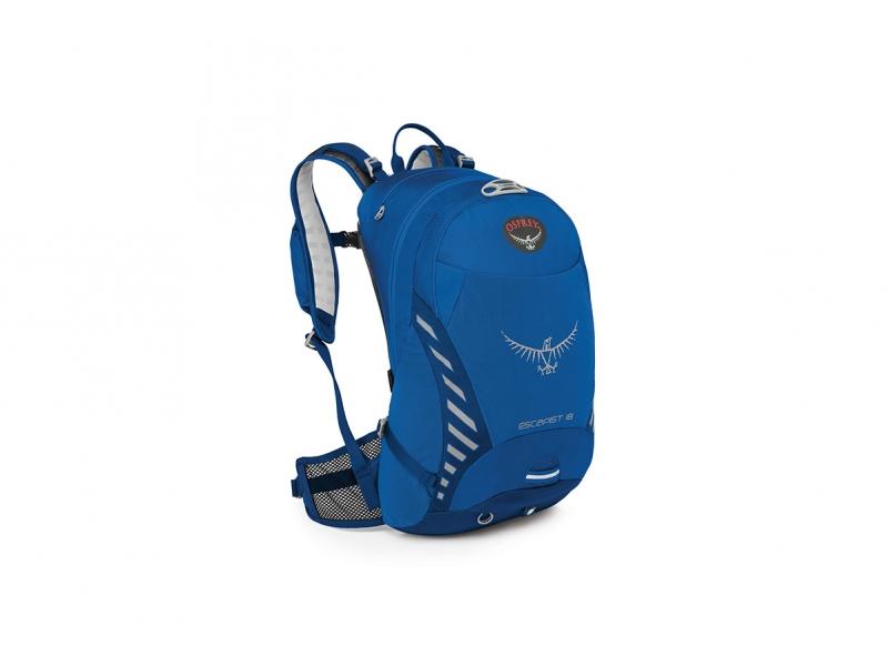 batoh + pláštěnka OSPREY ESCAPIST 18 modrý