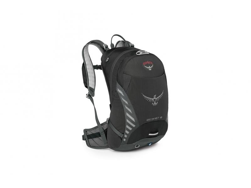 batoh + pláštěnka OSPREY ESCAPIST 18 černý