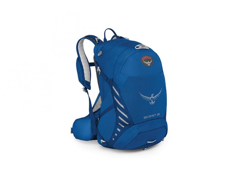 batoh + pláštěnka OSPREY ESCAPIST 25 modrý