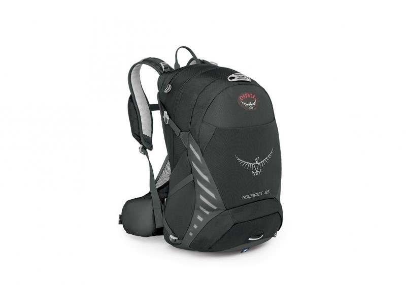 batoh + pláštěnka OSPREY ESCAPIST 25 černý