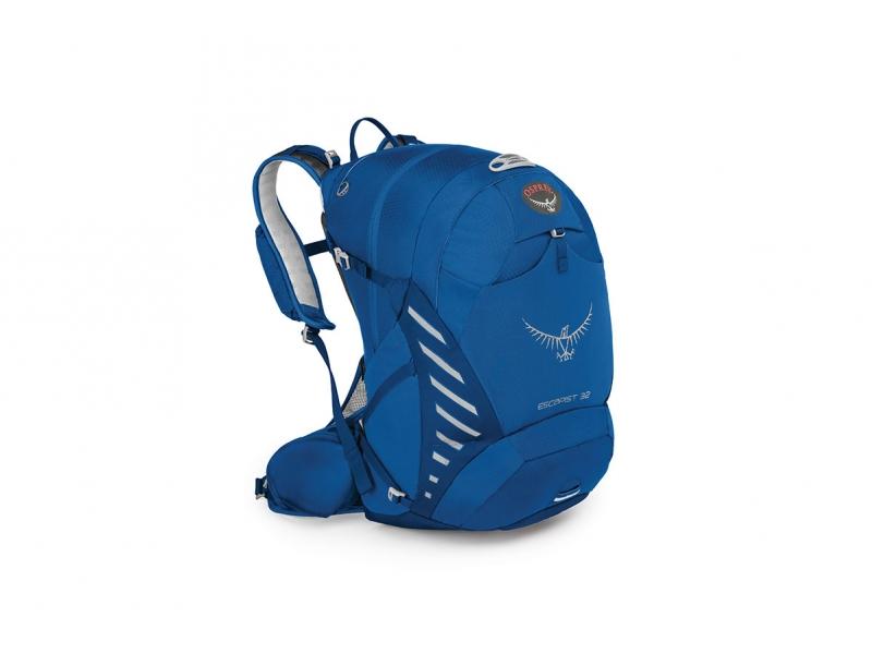 batoh + pláštěnka OSPREY ESCAPIST 32 modrý