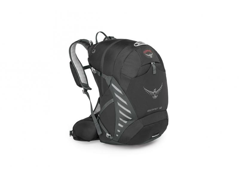 batoh + pláštěnka OSPREY ESCAPIST 32 černý