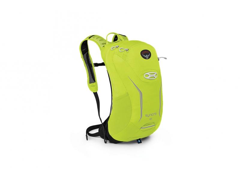 batoh + pláštěnka OSPREY SYNCRO 10 zelený