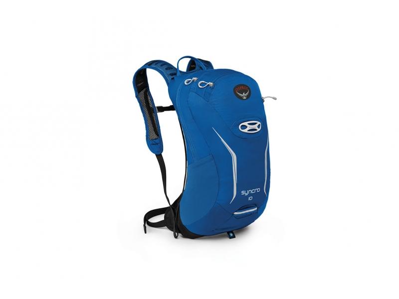 batoh + pláštěnka OSPREY SYNCRO 10 modrý