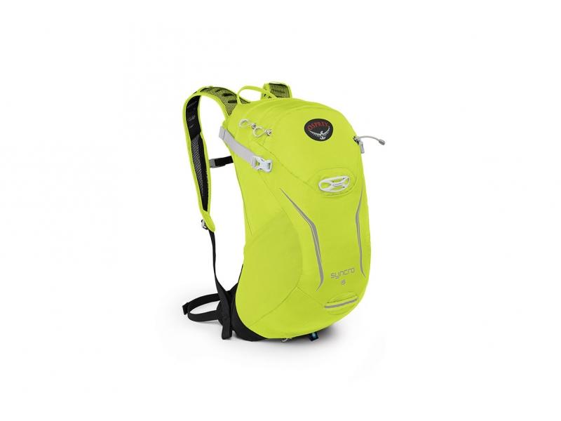 batoh + pláštěnka OSPREY SYNCRO 15 zelený