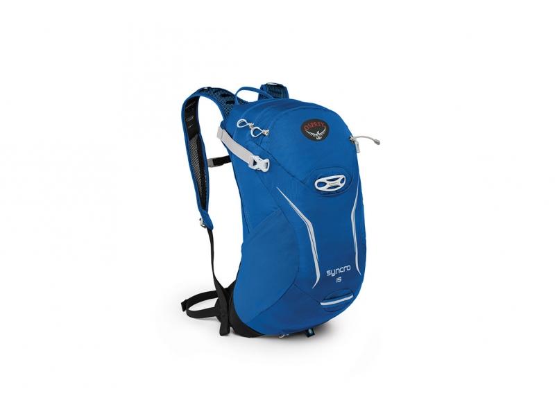 batoh + pláštěnka OSPREY SYNCRO 15 modrý