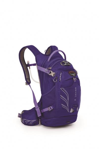 batoh + rezervoár OSPREY RAVEN 14 fialový