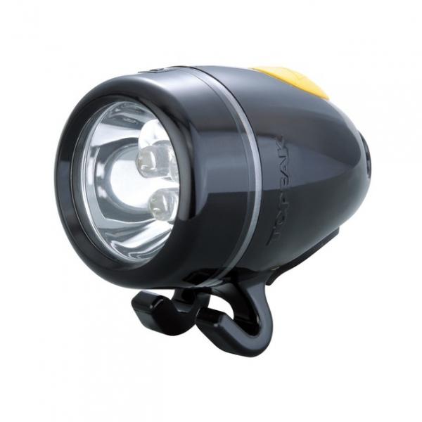 osvětlení přední TOPEAK White Lite II černá