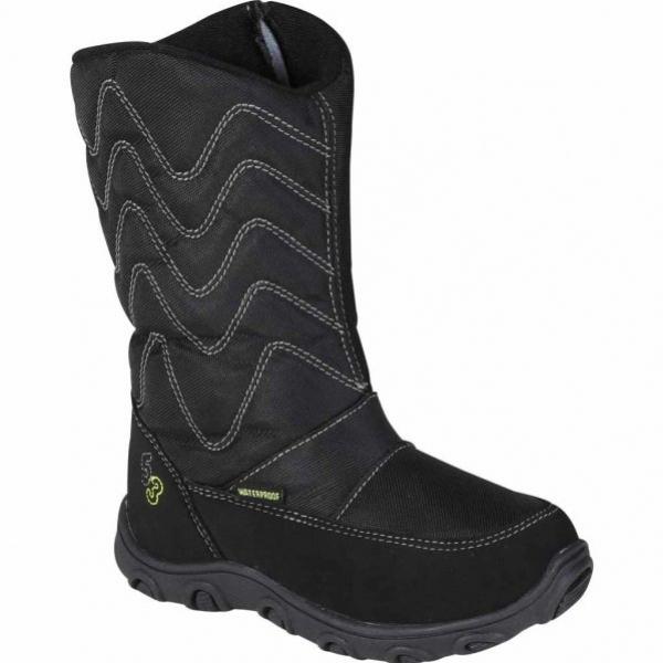boty dětské LOAP KRISTI zimní černé
