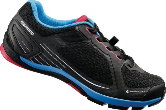 boty Shimano CW41 černé