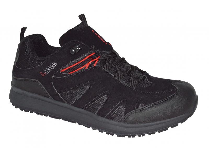 boty pánské LOAP MERIO outdoorové černé
